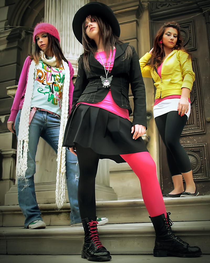 стильно одеваться