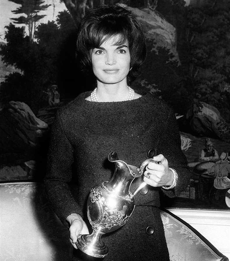 Жаклин Кеннеди фото