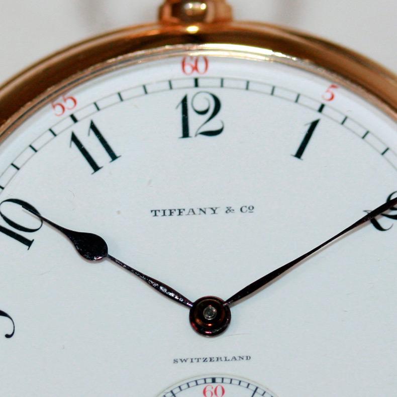 Часы от Тиффани