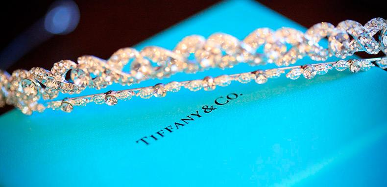 Тиффани ювелирные украшения