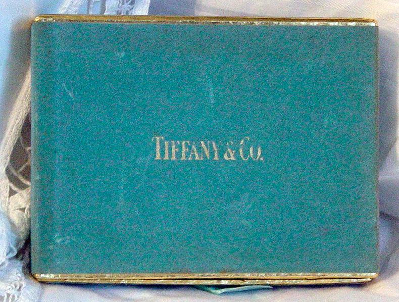 Коробочка Тиффани