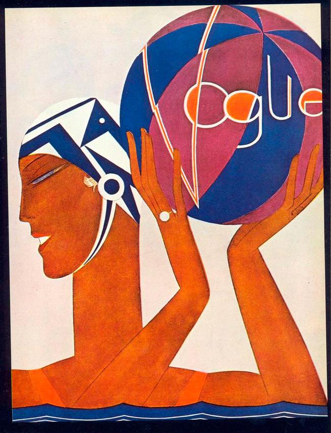 Обложки VOGUE