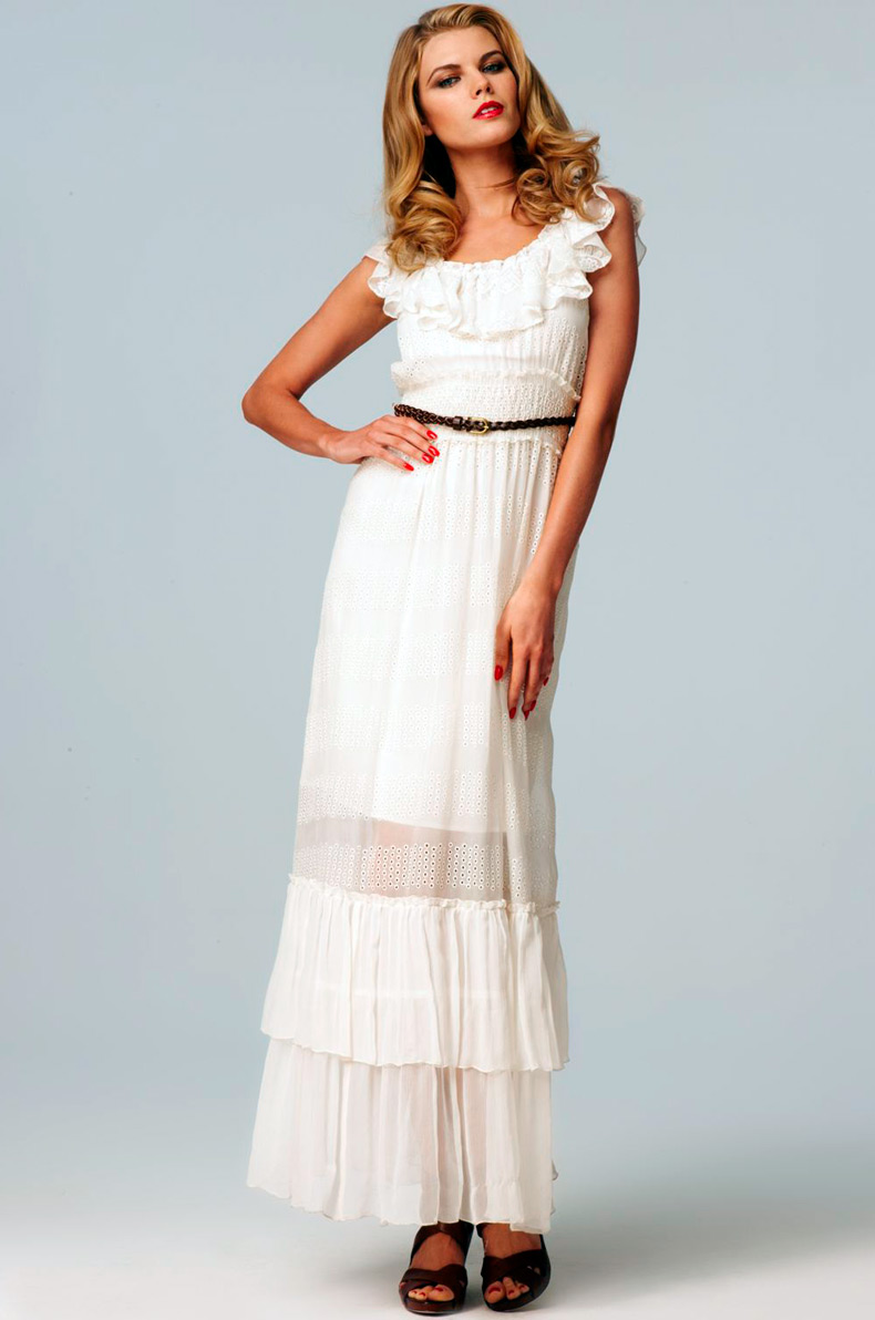 Марина Линчук фото в длинном платье