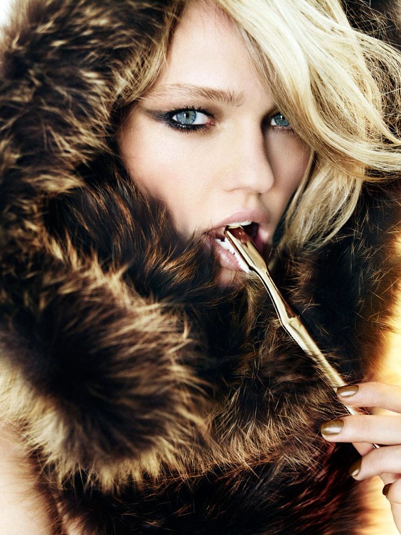 Русская модель Саша Пивоварова фото