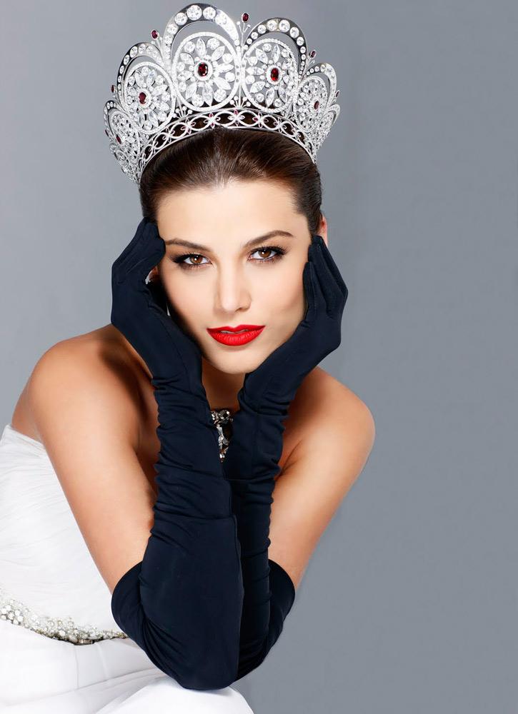 Королева красоты в короне фото