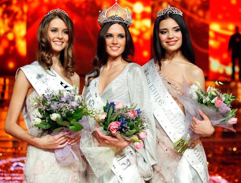 Конкурс красоты и красивые девушки