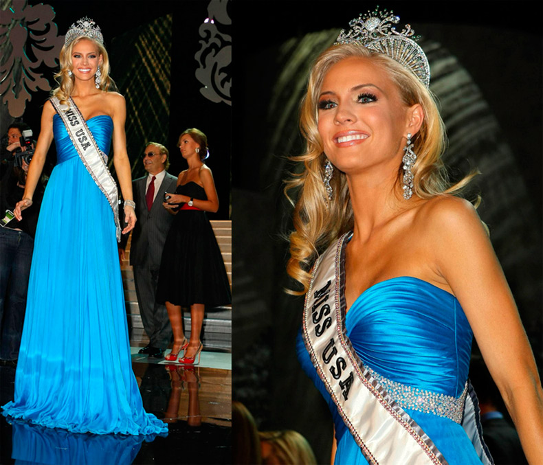 Победительница конкурса красоты, США, фото