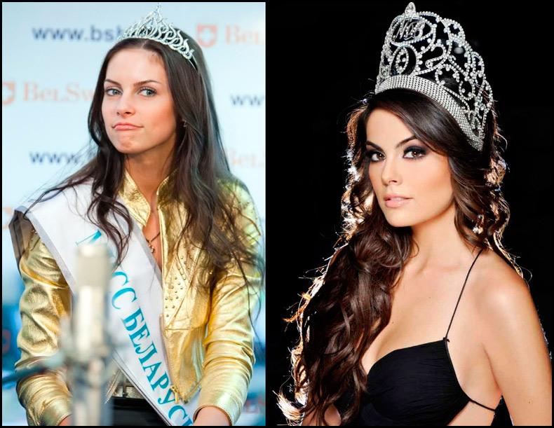 Красивая девушка – Мисс Беларусь фото