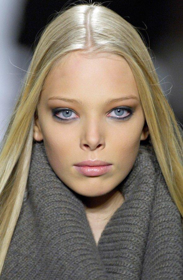 Белорусская модель Татьяна Дягилева фото