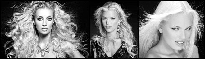 Красивые блондинки, фото и картинки