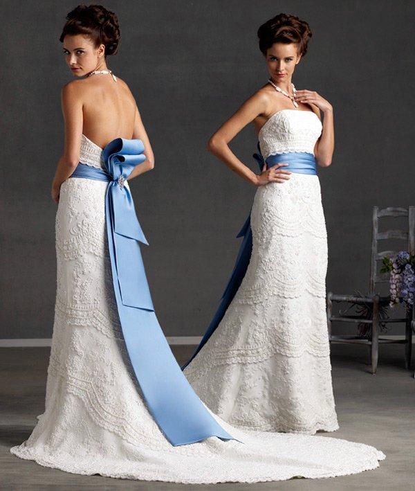 Свадебное платье в винтажном стиле фото