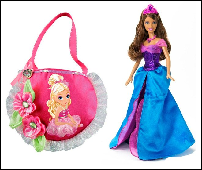 Модная кукла Барби фото