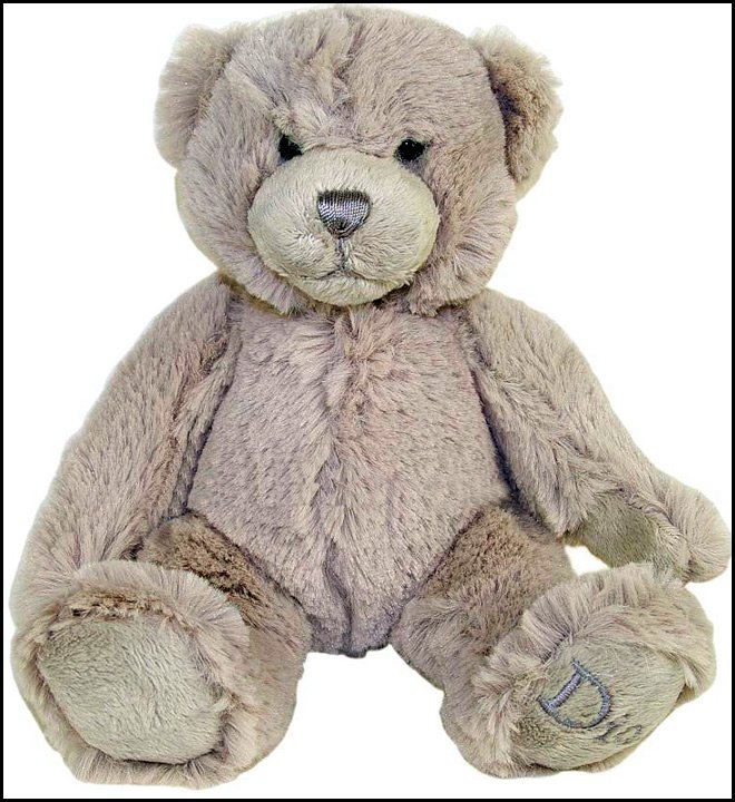 Дизайнерские игрушки от Модных брендов - медведь фото