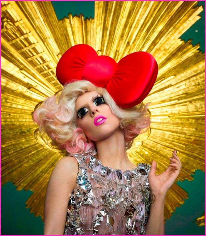 Lady Gaga glamour