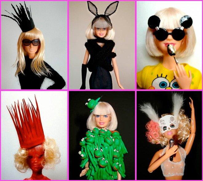 make-up barbie