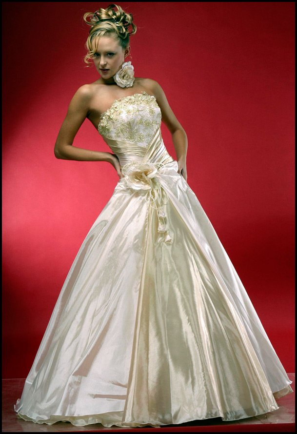 Выбор свадебного платья