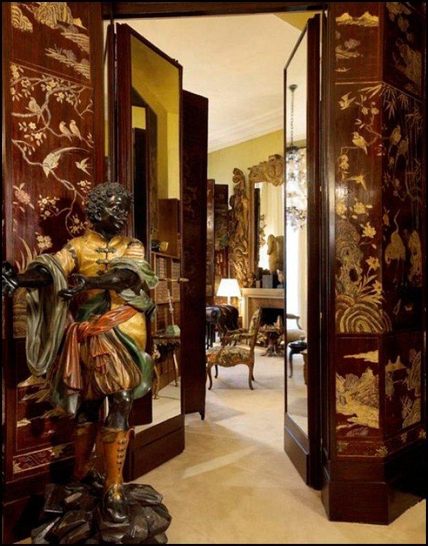 Коко Шанель и ее квартира в Париже