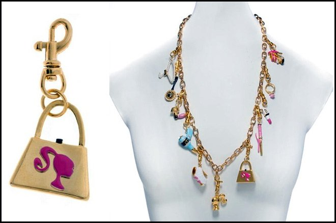 Ювелирные украшения в стиле Барби