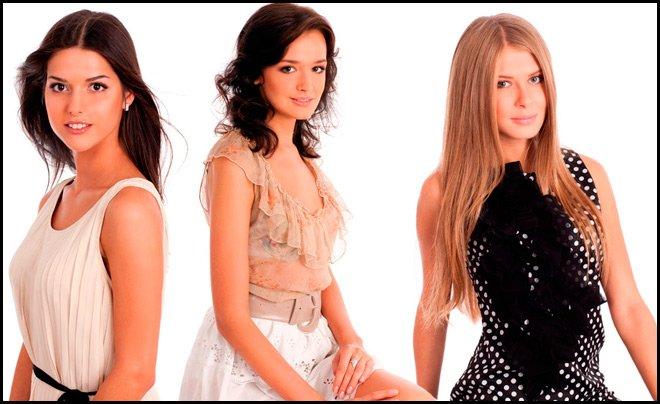Конкурс красоты, самые красивые девушки Минска