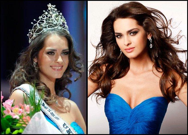 Мисс Вселенная-2011, Красавицы Украины