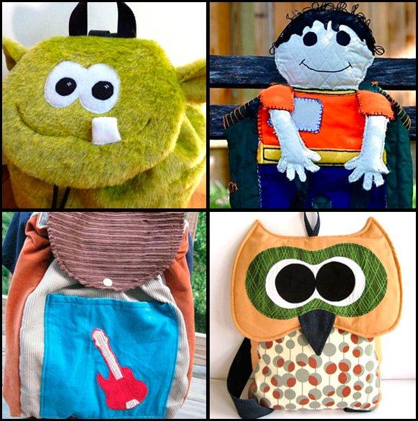 Детские сумочки, рюкзаки для девочек