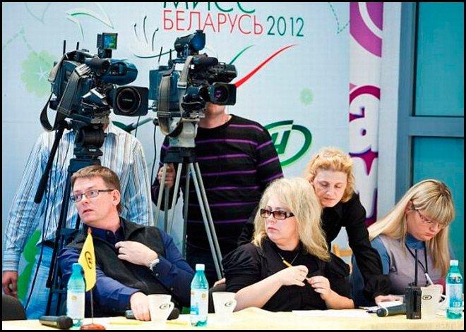 Мисс Беларусь — 2012