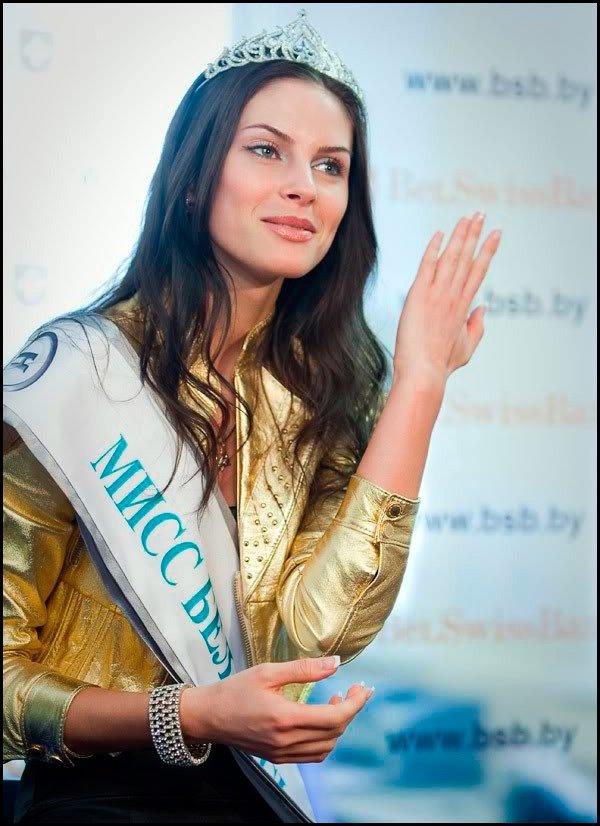 Людмила Якимович, Мисс Беларусь-2010