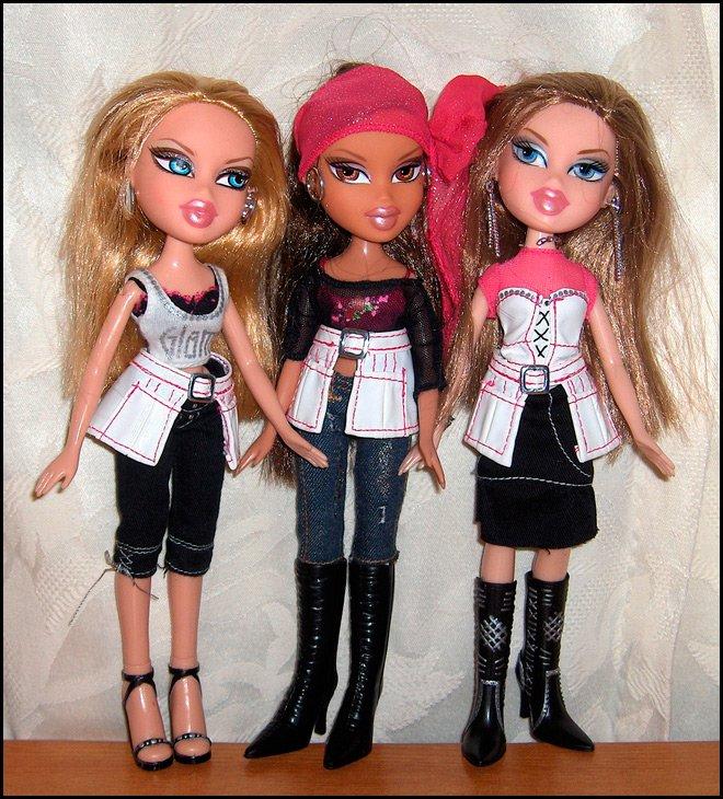 Куклы Братц