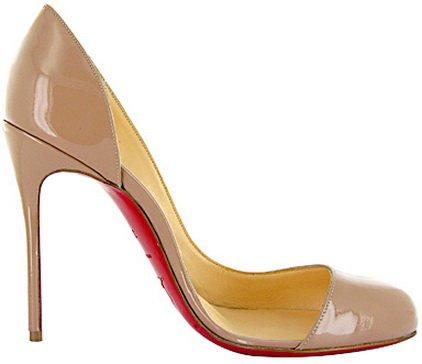 Модная обувь бренда Christian Louboutin
