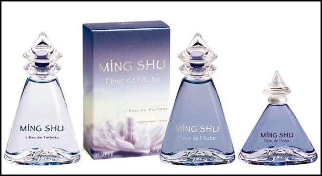 Мое знакомство с ароматом Ming Shu от Yves Rocher