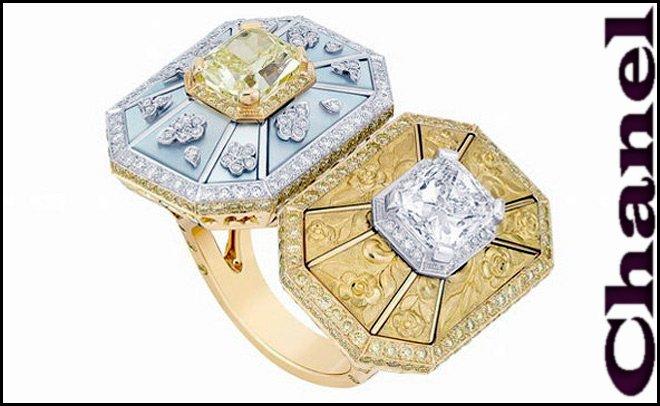 Ювелирные украшения Chanel 2011-2012
