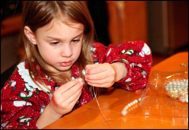 Детские ювелирные украшения