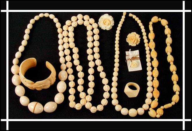 Изделия из кости и ювелирные украшения из кости