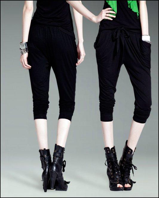 Женские брюки, восточные штанишки