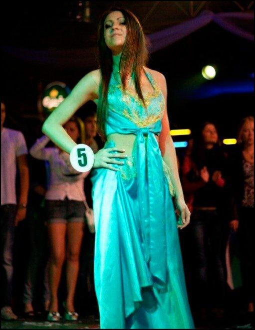 конкурс красоты в ночном клубе Донецка
