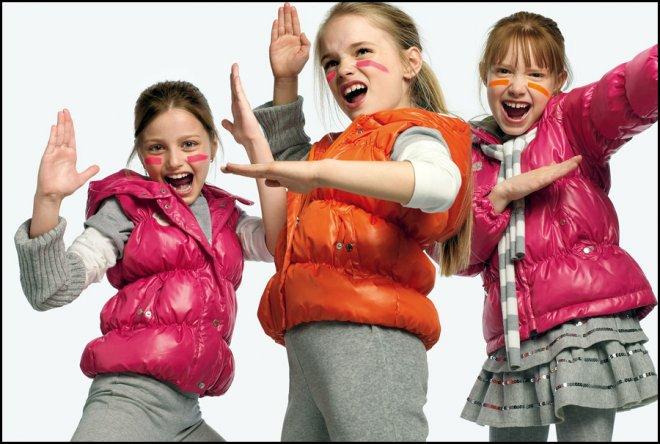 Девочки модели