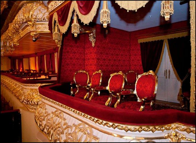 Большой Театр и одноименные Духи