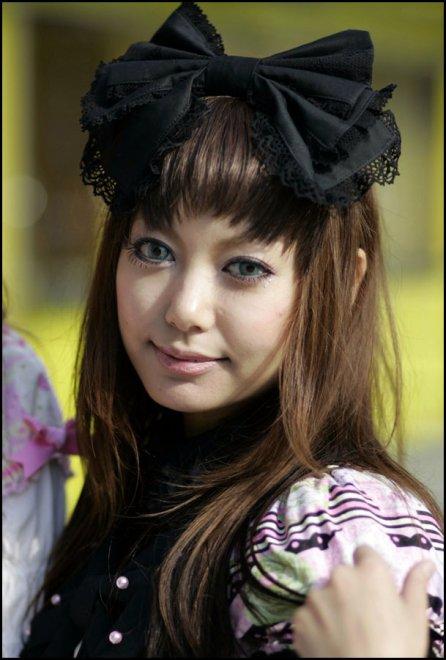 Японские девушки фото