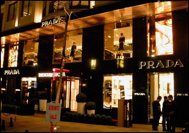 Ювелирные Украшения Prada
