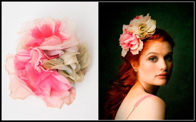 Где купить цветы в волосы искусственные доставки цветов подарков