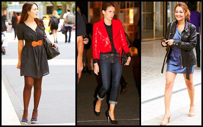 Стильные девушки и правильная одежда
