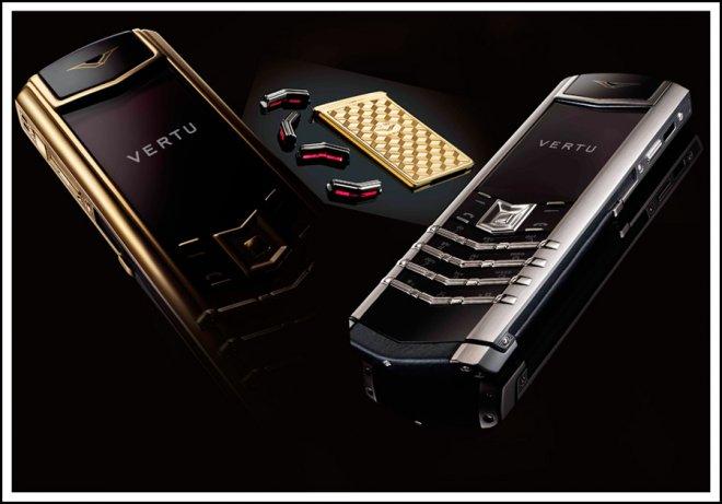 Элитные Телефоны Vertu