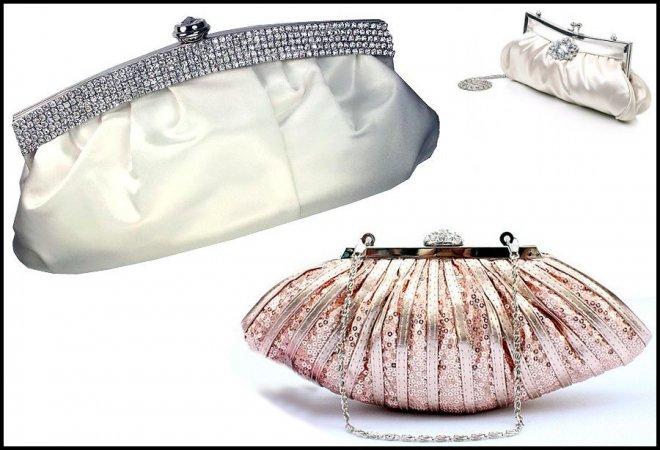 Выбираем свадебную сумочку