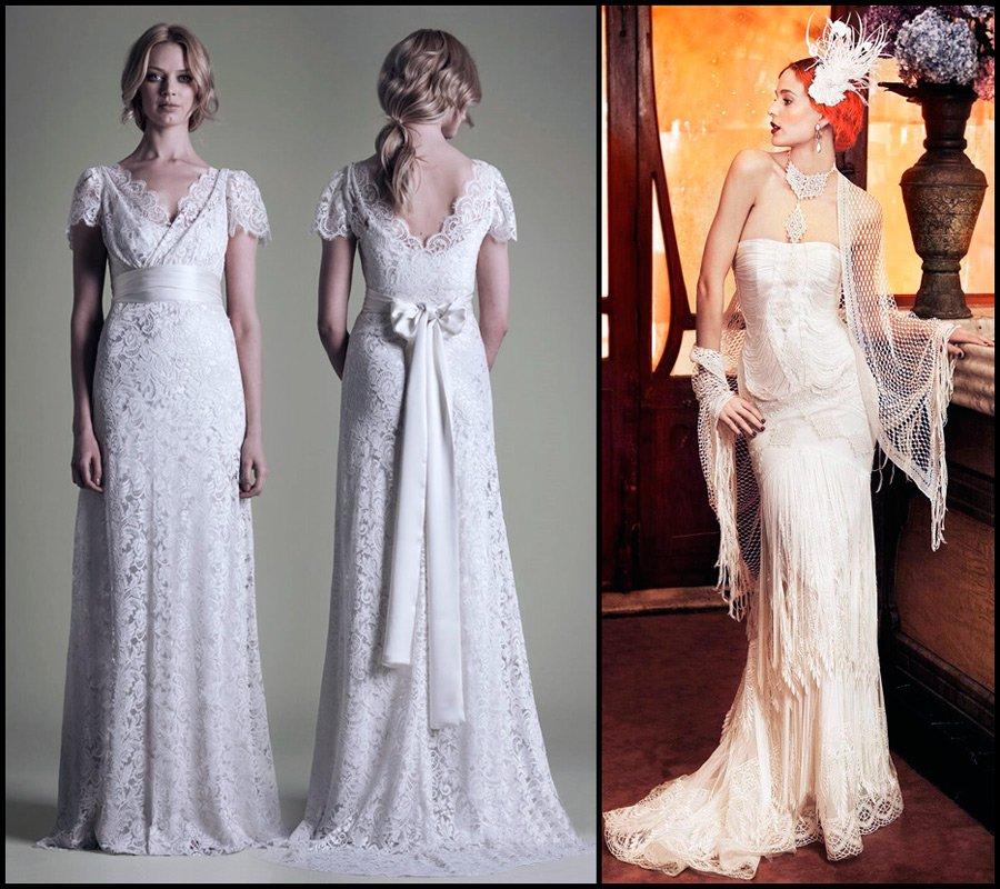 Платье винтажное свадебное купить