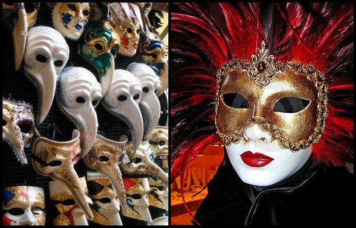 маски венеция картинки