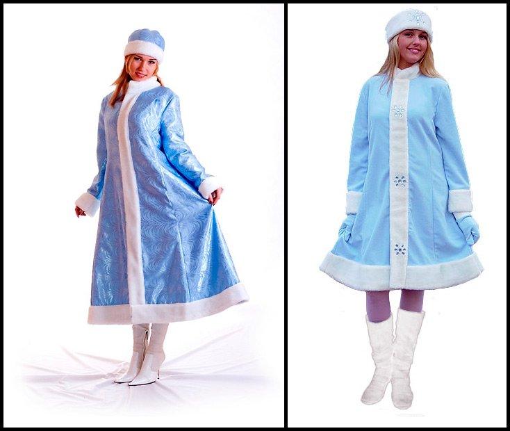 Платье для снегурочки