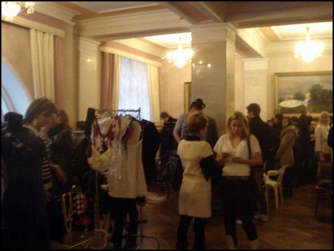 Рождественский Fashion Market в Минске