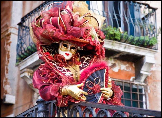 Венецианский карнавал и его история