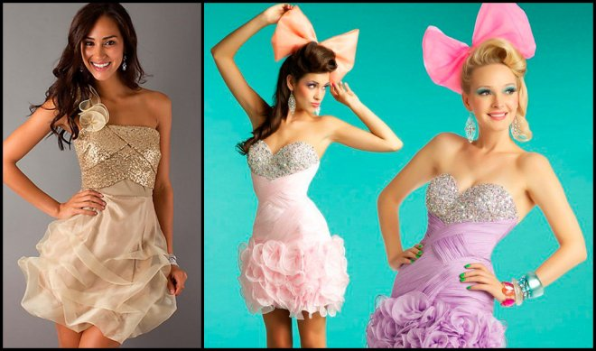украшение платья