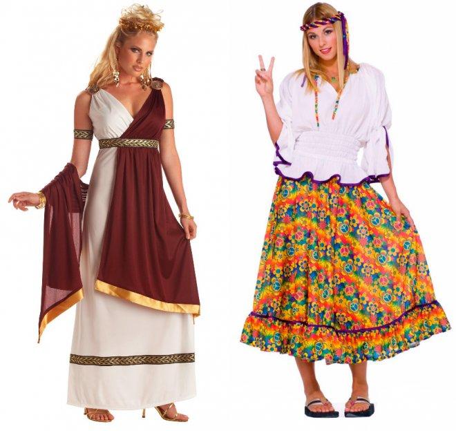 Маскарадная одежда на Новый Год